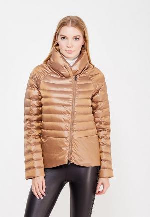 Куртка утепленная Bosideng. Цвет: коричневый