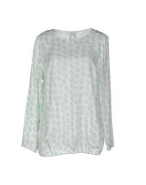 Блузка XANDRES. Цвет: светло-зеленый