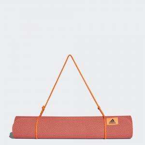 Коврик для йоги  Performance adidas. Цвет: оранжевый