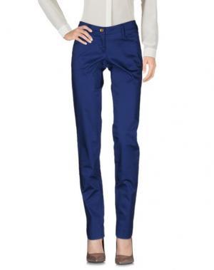 Повседневные брюки 19.70 NINETEEN SEVENTY. Цвет: ярко-синий