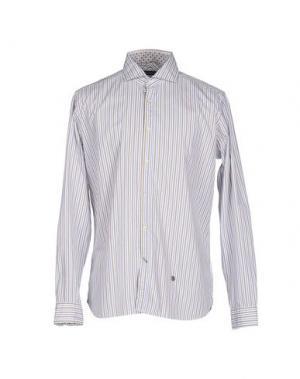 Pубашка NEW ENGLAND. Цвет: белый
