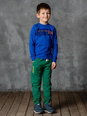 Брюки Modniy JUK. Цвет: зеленый