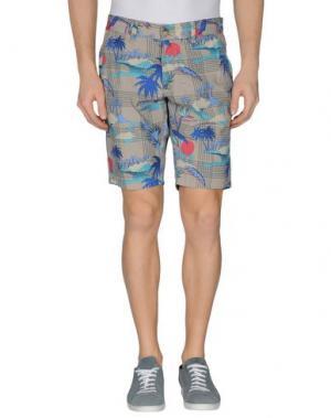 Бермуды 1° GENITO. Цвет: голубиный серый