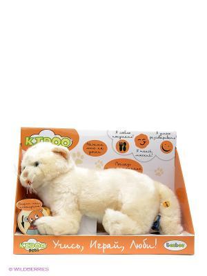 Кошка TEEBOO 91210R-WНC цвет белый MSN TOYS. Цвет: белый