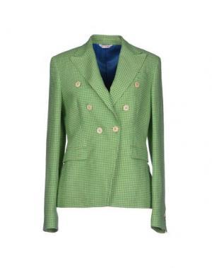 Пиджак MANUEL RITZ. Цвет: светло-зеленый