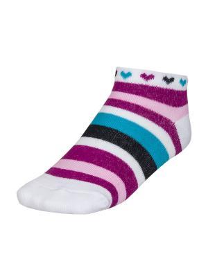 Носки BAYKAR. Цвет: малиновый