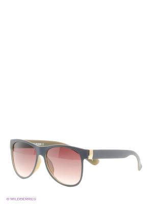 Солнцезащитные очки MS 04-028 20P Mario Rossi. Цвет: темно-серый