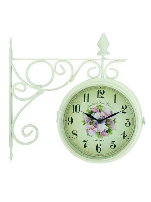 Часы настенные Paris Gardman. Цвет: кремовый