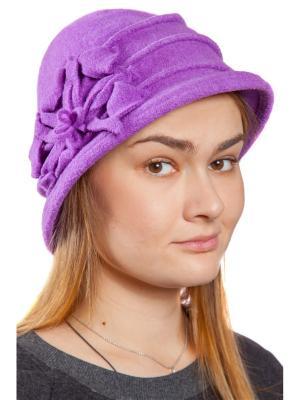 Шляпа Скарлет Three S. Цвет: сиреневый