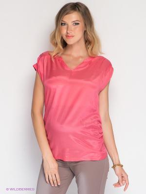 Блузка Mamita. Цвет: розовый