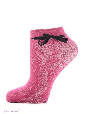 Носки детские Penti. Цвет: фуксия