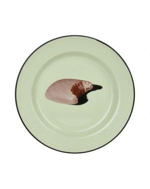 Блюдо SELETTI. Цвет: светло-зеленый