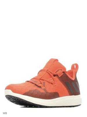 Кроссовки дет. спорт. cw sonic j  BORANG/NGTBUR/CRACHI Adidas. Цвет: оранжевый