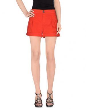 Повседневные шорты GUARDAROBA by ANIYE. Цвет: оранжевый