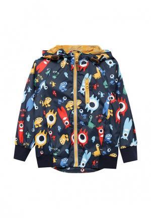 Куртка Modis. Цвет: синий