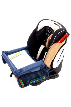 Столик для детского автокресла BRADEX. Цвет: синий