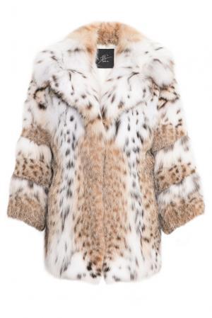 Шуба из меха рыси 154909 Pt Quality Furs
