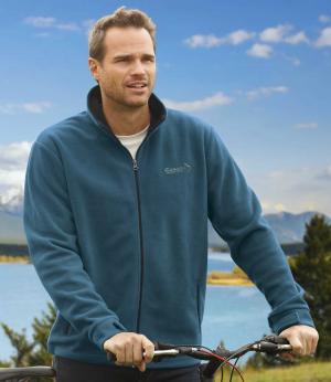 Флисовая Куртка AFM. Цвет: синии