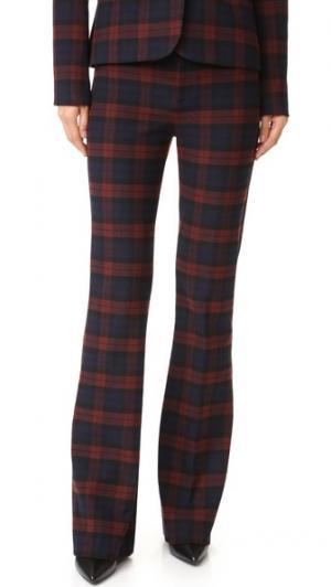 Расклешенные брюки Derek Lam 10 Crosby. Цвет: красный/полночный