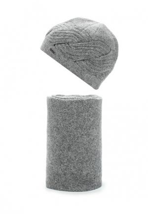 Комплект Fabretti. Цвет: серый