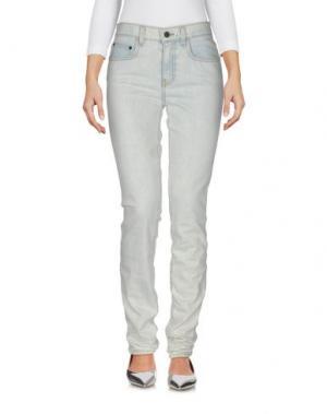 Джинсовые брюки PROENZA SCHOULER. Цвет: синий