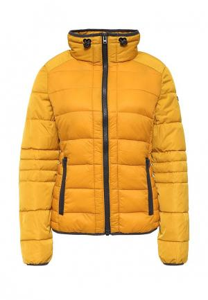 Куртка утепленная Q/S designed by. Цвет: желтый