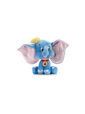 Мягкая Игрушка Мульти-Пульти дисней. Дамбо. Цвет: голубой, красный, белый
