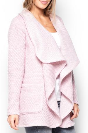 Кардиган KATRUS. Цвет: pink