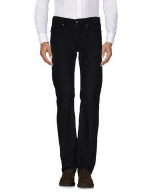 Повседневные брюки ARMATA DI MARE. Цвет: темно-коричневый
