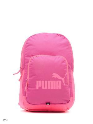 Рюкзак PUMA Phase Backpack. Цвет: сиреневый