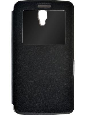 Чехол-книжка для Lenovo A2010 Prime. Цвет: черный