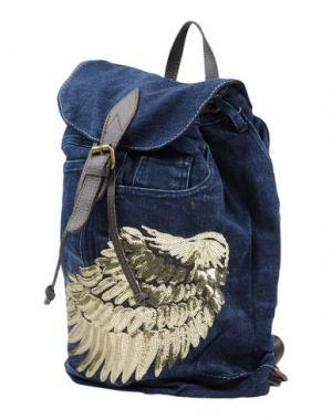 Рюкзаки и сумки на пояс STUDIO MODA. Цвет: синий