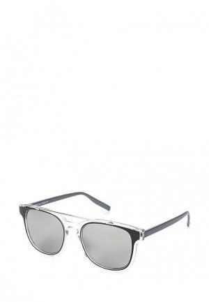 Очки солнцезащитные Fabretti. Цвет: белый