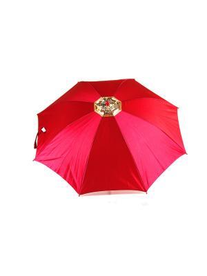 Зонт 1Azaliya. Цвет: бордовый