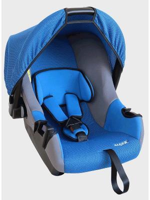 Детское автомобильное кресло ЭГИДА SIGER. Цвет: синий