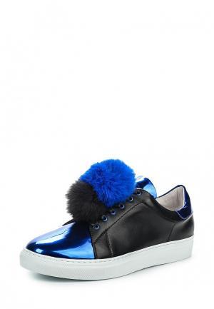 Кеды Just Couture. Цвет: синий