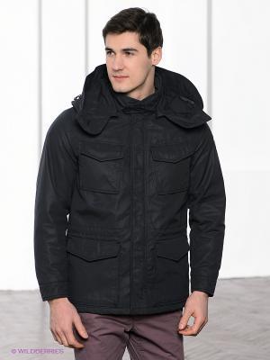 Куртка Navigare. Цвет: темно-синий