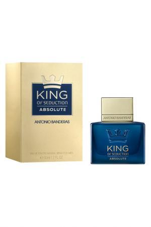 King Of Seduction, 50 мл Antonio Banderas. Цвет: none