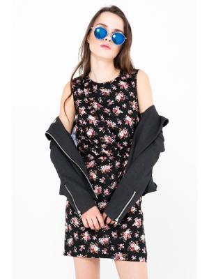 Платье Can Kore с цветочным принтом на молнии MONOROOM