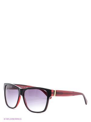 Солнцезащитные очки IS 11-269 18P Enni Marco. Цвет: черный, красный