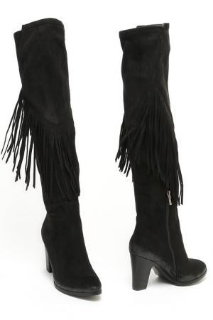 Сапоги SP. Цвет: черный