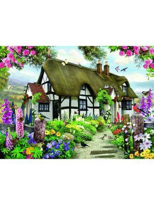Пазл Дом мечты  500шт Ravensburger. Цвет: зеленый