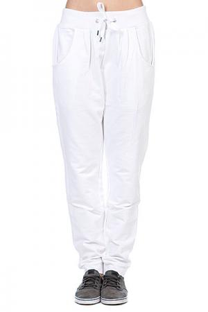 Штаны прямые женские  Wpt 030 White Trailhead. Цвет: белый