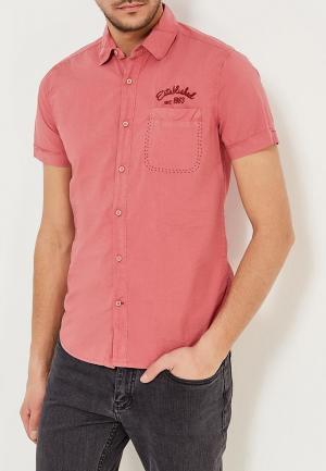 Рубашка Colins Colin's. Цвет: розовый