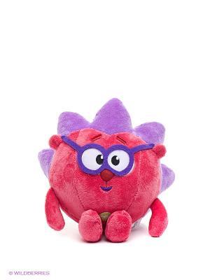 Мягкая игрушка Ежик Смешарики. Цвет: коралловый