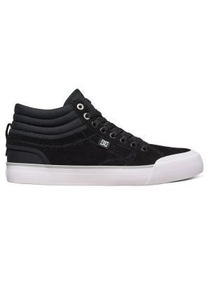 Кеды DC Shoes. Цвет: черный,белый