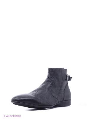 Ботинки DIBRERA. Цвет: черный