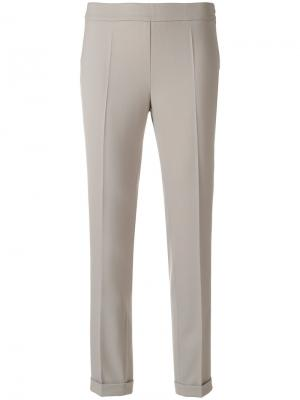 Узкие брюки D.Exterior. Цвет: none