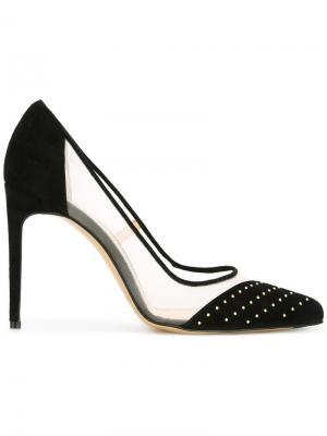 Туфли-лодочки Bay Bionda Castana. Цвет: чёрный