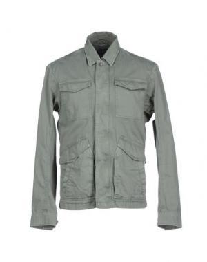 Куртка ENERGIE. Цвет: зеленый-милитари